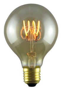 E27 LED FILAMENT BULB 4W (MELO)