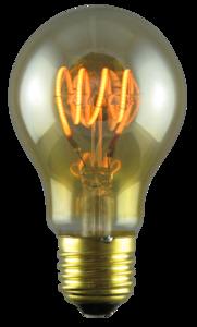 E27 LED FILAMENT BULB 4W (SAFIR)
