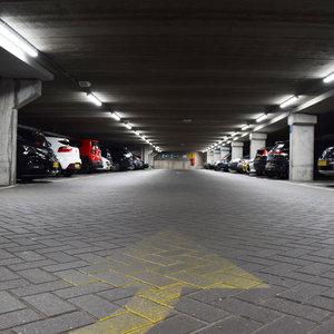 Parkeergarage 2018 Column