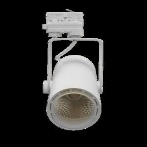 LED Tracklight Nura 30W 3000K White (with optical lens)