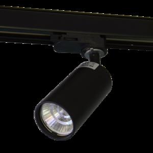 LED Tracklight Andes 5W 3000K & 4000K Black