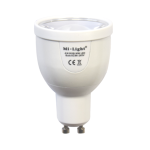 LED Spot 4W GU10 (Mi-Light) WW/CW 2.4Ghz