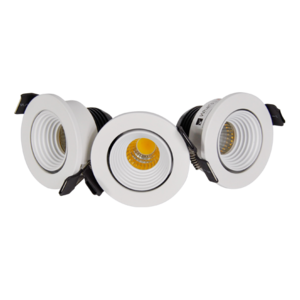 LED Downlight Trios 3 x 3W Non dimmable