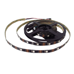 Digitaal RGB LED Strip RGB 5m 5V 38mm