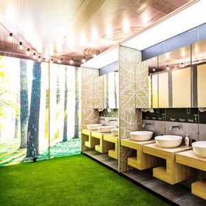 VIP toiletten
