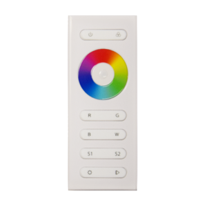 Controller set RGBW Driver + controller | 12/24V | 4 x 5A | 1 zone