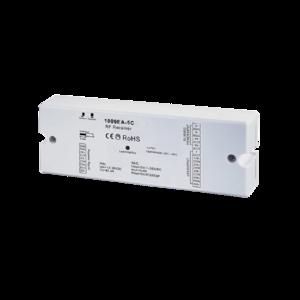 Controller LF-1009EA-5C RF RGB+CCT 5x8A Cv