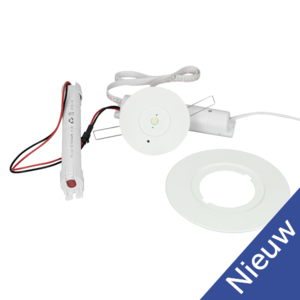 Emergency Light Nora 4.8V 1800mah