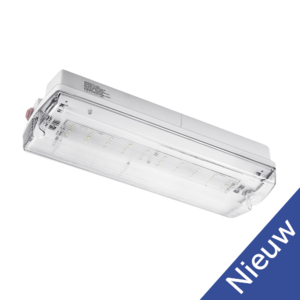 LED Exit sign Greco 3,6V 1500mah