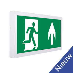 LED Exit sign Enzo 3,6V 1200mah