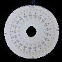 LED-SMD-Rond-RGB-plaat-17cm-met-gat