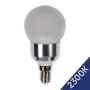 LED-Bulb-4W-(Epistar)-WarmWhite-2300K-E14-230V-AC-Frosted