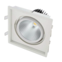 Adjustable-196W-LED-Downlight-Square-Cut-hole:-180mm
