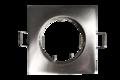 RVS-Inbouwring-Vierkant-Vast-t.b.v.-LED-Spot
