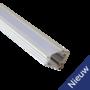 Aluminium-Profiel-Opbouw-45º-27mm-8-Micron-2M